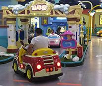 <span>儿童游乐设备常见保养的操作方法</span>